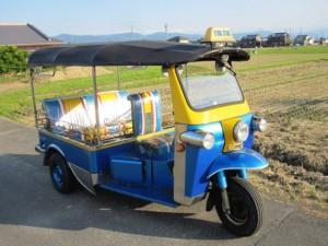 WaiTea ワイテァ tuktuk